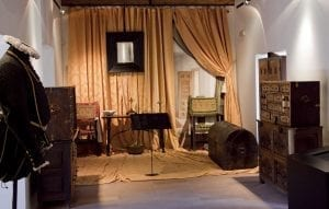 El museo del Hidalgo se ubica en una vieja casa solariega restaurada