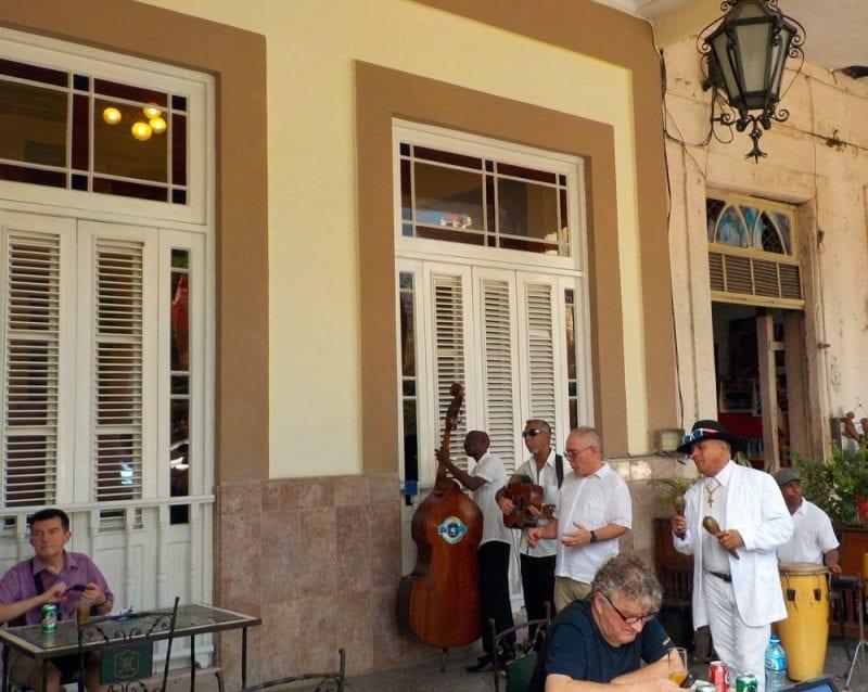 La música, siempre presente en La Habana