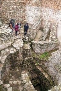 La Motilla del Azuer constituye el yacimiento más representativo de la Edad del Bronce en La Mancha (2200-1300 a.C.