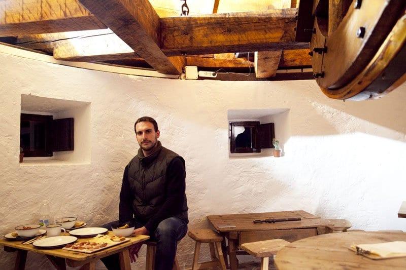 Gastromolino en Consuegra