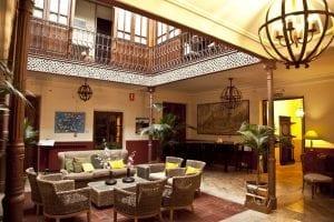 Hotel rural en Consuegra