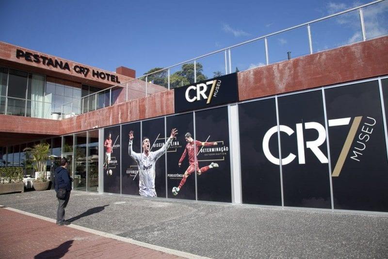 El CR7, el museo de Ronaldo