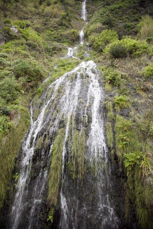 Madeira está repleta de cascadas