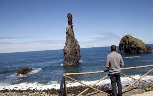 Las chimeneas de lava más fotografiadas