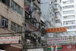Hasta las casas más humildes siguen las reglas del feng shui