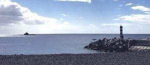 Las escarpadas costas de Madeira, testigos de miles de naufragios