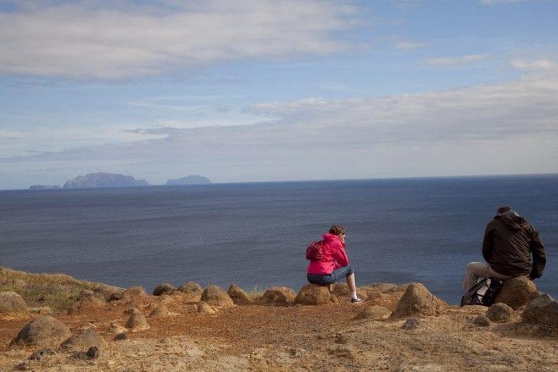 Las islas desertas, visibles desde distintas zonas de Madeira
