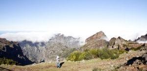 Los picos más altos de Madeira superan los 1800 metros de altitud