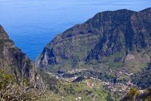 Madeira es un juego de valles y picos