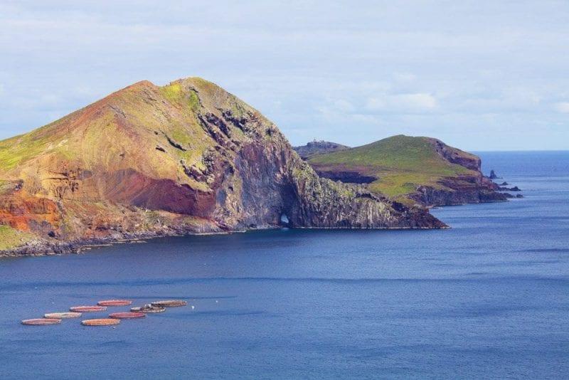 La Punta de San Lorenzo, uno de los paisajes más bellos de Madeira