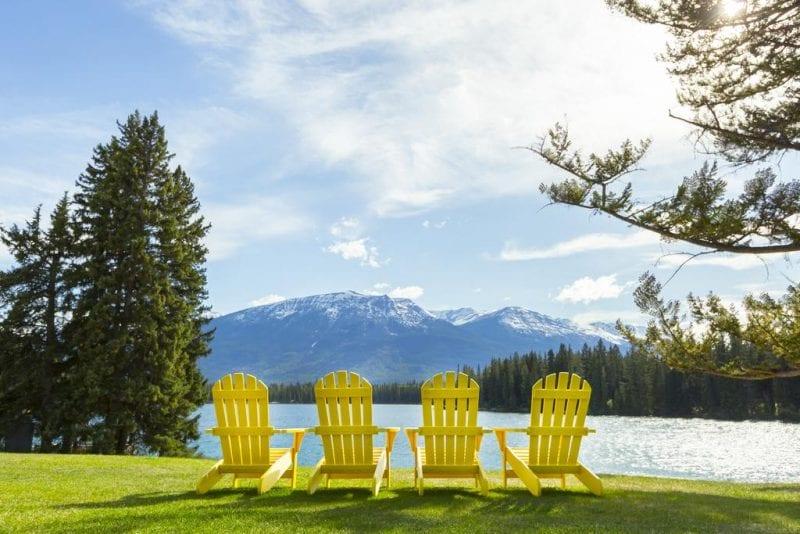 Banff y Jasper son destinos para disfrutar de la naturaleza