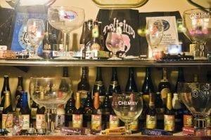 Cada cerveza tiene su propio vaso