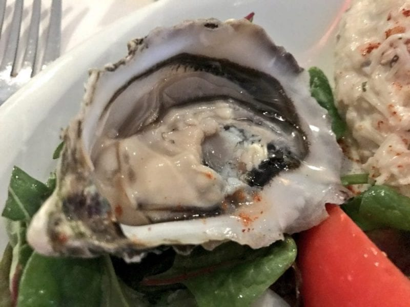Las ostras del oeste de Irlanda son famosas por su sabor y calidad