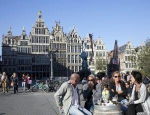Plaza Mayor de Amberes