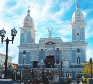 La catedral de Nuestra Señora de la Asunción es monumento nacional