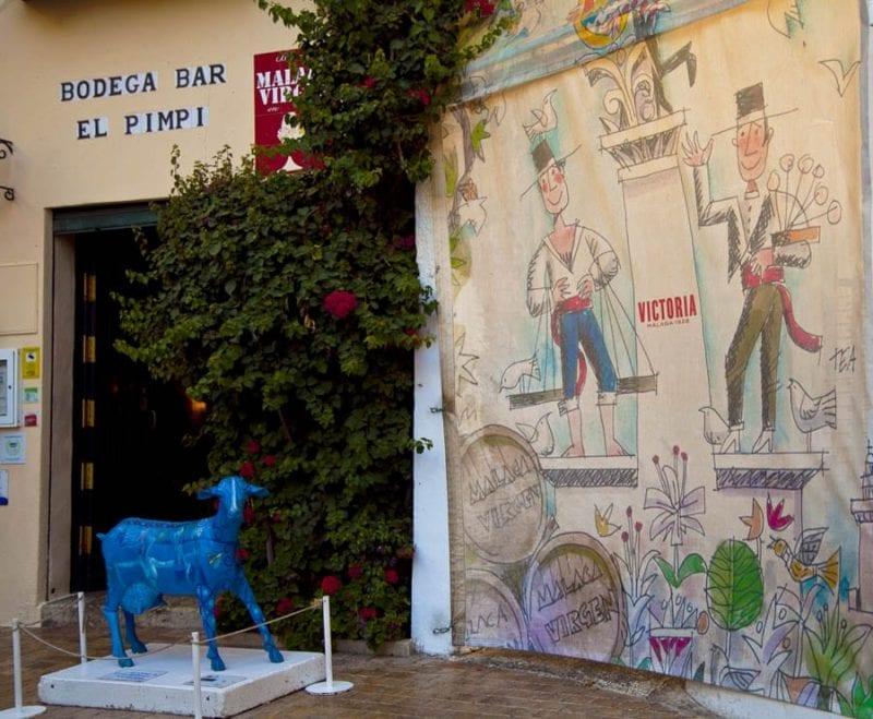 El Pimpi abrió en 1971
