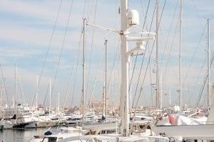Yates de lujo en Mallorca