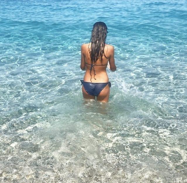 El agua en Cabo de Gata es totalmente transparente