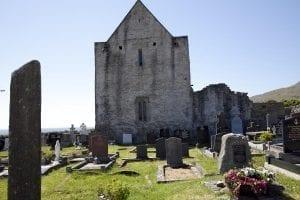 Abadía donde yace Grace O'Malley