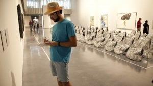 El Museo Pompidou de Málaga cambia de exposición cada dos años