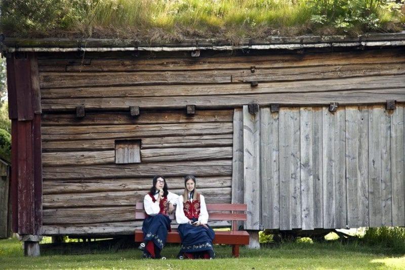 Romsdal es un museo vivo