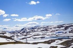 En Noruega hay más de 1600 glaciares
