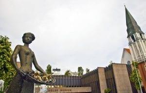 Plaza del Ayuntamiento de Molde