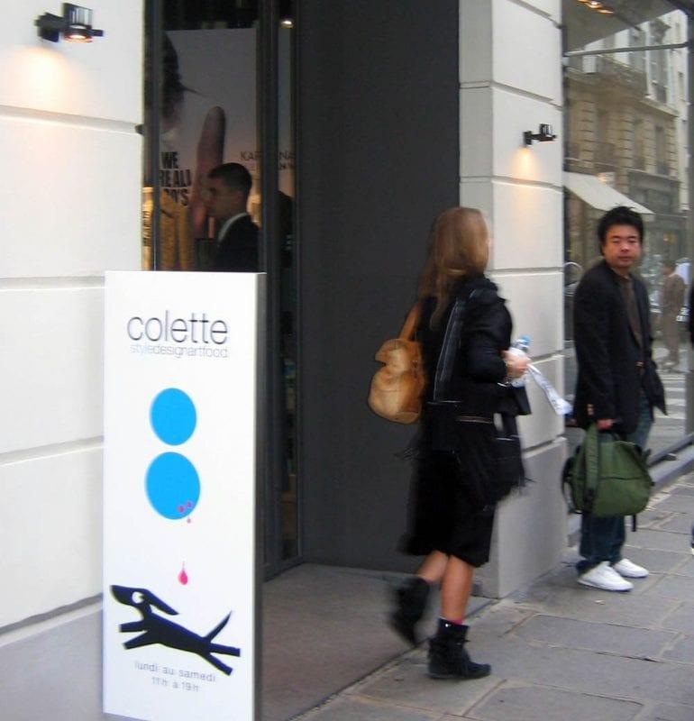 Colettte cerrará en diciembre de 2017