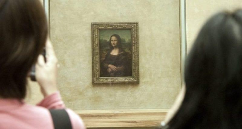 La Mona Lisa, la obras más visitada del Louvre