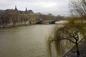 El Sena con Notre Dame al fondo