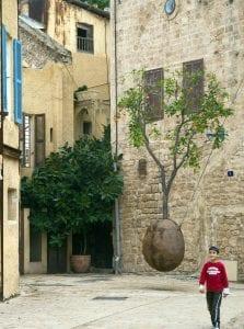 Una de las fotos más típicas de Jaffa