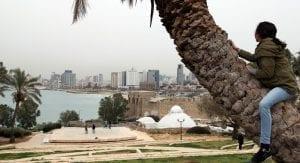 Vistas de Tel Aviv desde Jaffa