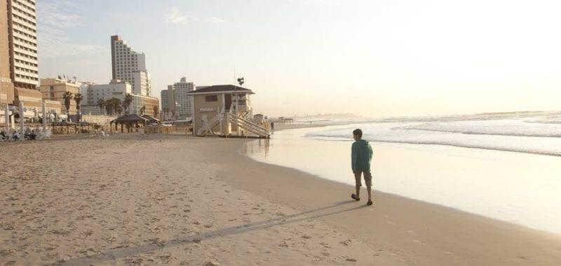 La luz de Tel Aviv es especial