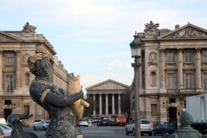Plaza Vendome de París