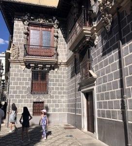 La Alcaicería era el antiguo zoco de Granada