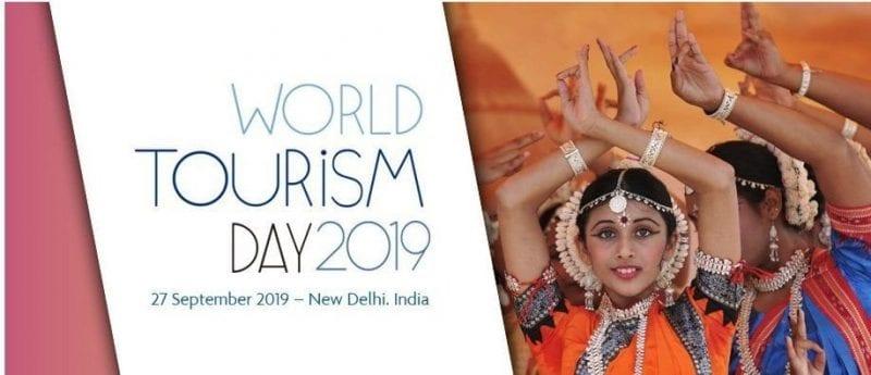 Cartel de la UNWTO con motivo del Día Internacional del Turismo 2019