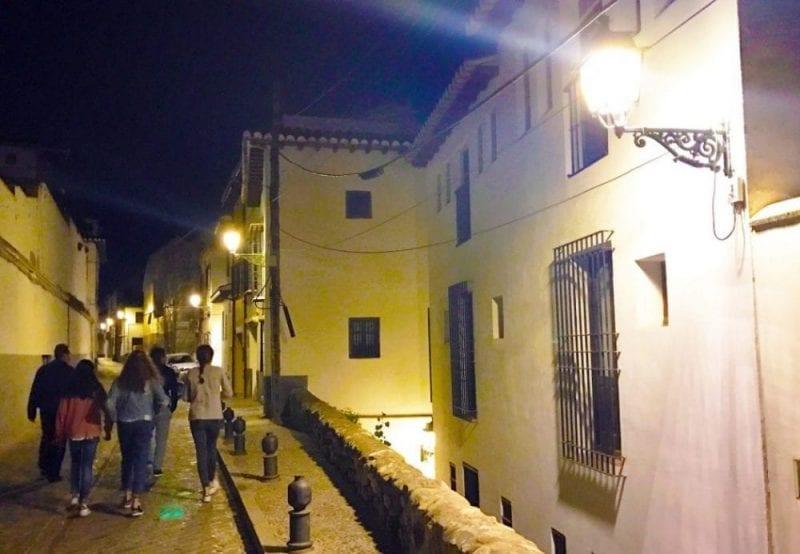 Callejuelas del Albaicín