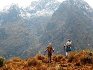 El Camino del Inca no se puede hacer por libre