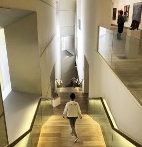 Museo Bellas Artes Oviedo interior