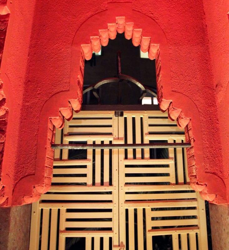 La Casa Vicens tiene mucho color
