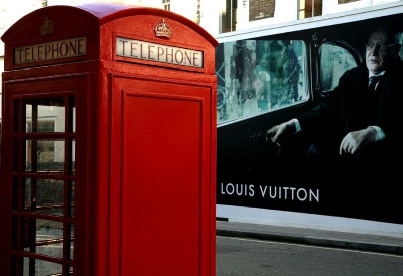 Bond Street, la milla de oro londinense