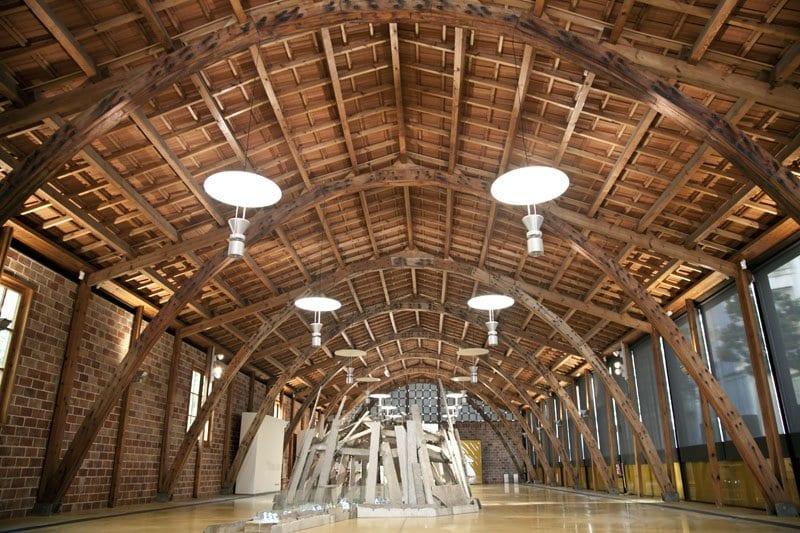 La Sociedad Cooperativa Obrera Mataronense encargó a Gaudí una nave de blanqueo de algodón