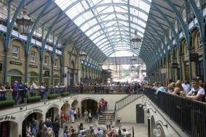 Covent Garden, Londres, un imprescindible en Londres