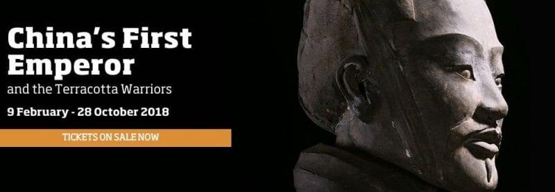 Las entradas para ver a los guerreros de terracota en Liverpool ya están a la venta