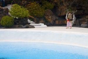 Los Jameos del Agua, uno de los iconos de Lanzarote creados por César Manrique