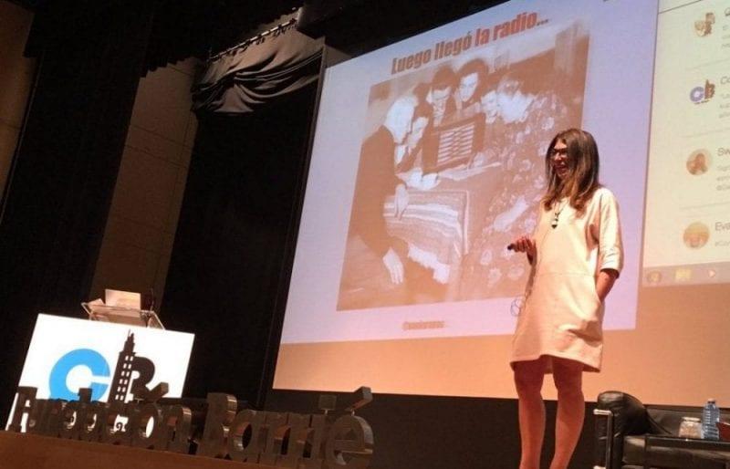 Ponencia de Nani Arenas en Coruña Bloggers