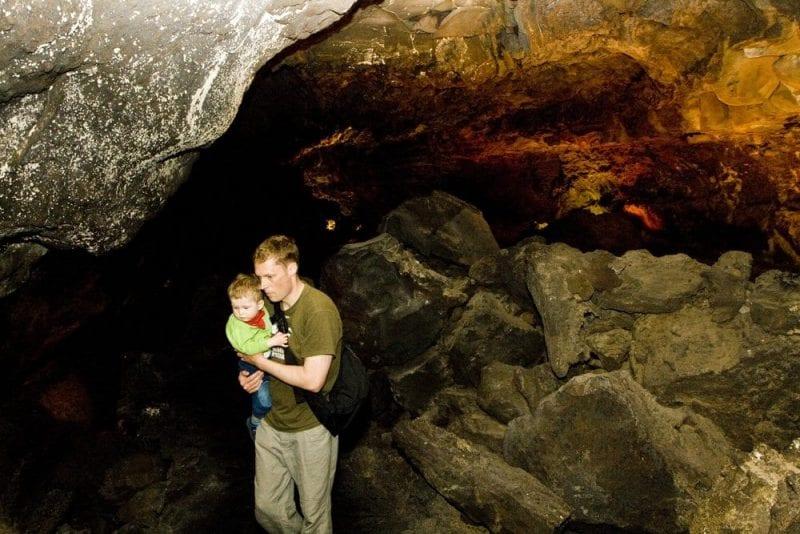 La cueva de los verdes está abierta a todos los públicos