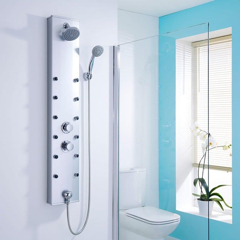 Hay duchas de manejo casi imposible