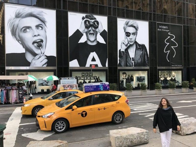 La Quinta Avenida, el paraíso del consumismo