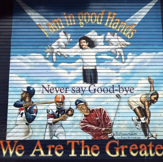 Grafity en Harlem